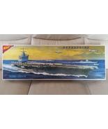 Rare Nichimo 1/500 USS Enterprise CVN65 Motorized Prebuilt missing parts - $96.00