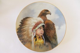Artaffects 1989 Protector of The Plains by Perillo Collectors Plate - $9.49