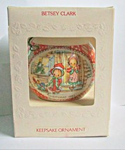 Hallmark Betsey Clark Christmas Ornament  Mint in Box 1981 - $5.00