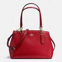 Coach christie small Carryall Satchel  f 57520 ... - $164.66