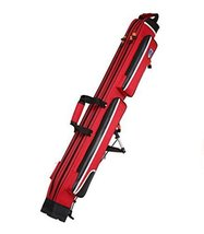 Two Tiers 123 cm Fishing Rod Cases Tubes Fishing Gear Fishing Poles Bags - $64.59