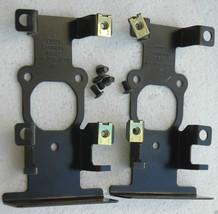 MOUNTING BRACKETS AND SCREWS FOR AUDI VW VOLKSWAGEN OEM 6 DISC CD Changer - $9.50