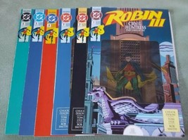 1992 ROBIN III CRY OF THE HUNTRESS COMIC LOT #1-#6. COMPLETE COLLECTOR'S... - $15.00