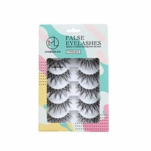 Omberlan Fake Eyelashes Flexible Eyelash - Multipack False Lashes Handma... - $10.03
