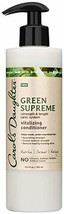 Carols Daughter Green Supreme Vitalizing Hair Conditioner for Weak & Under Nouri