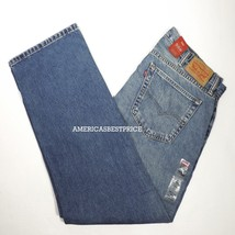 LEVI'S 559 NEW MEN'S JEANS RELAXED STRAIGHT NWT SIT BELOW WAIST BLUE SIZ... - $29.95