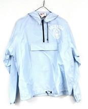 VTG  Blast 1960s Windbreaker Jacket Bucknell University  Mens M Blue Lig... - $71.89