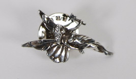 Jez Sterling Silver Fairy with Star Wand Lapel Pin or Tie Tack - $29.70