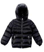 DIESEL Girl Quilted Hooded Padded Winter Bubble Down Puffer w/ Hood JACK... - $49.99