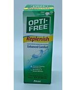 Opti-Free Replenish Multi-Purpose Disinfecting Solution 10oz - $15.83