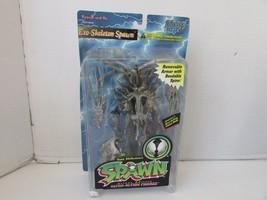 MCFARLANE DELUXE ED 10131 SPAWN ACTION FIGURE EXO-SKELETON SPAWN GREY SE... - $9.95