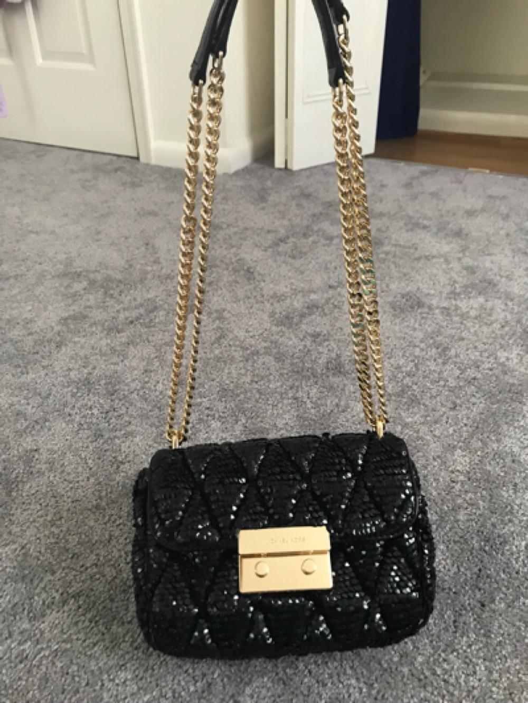 7dc0edbbc36 Michael Kors Sloan Small Chain Shoulder Bag and 50 similar items