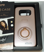 Case-Mate Allure Selfie Cell Phone Case NEW Samsung Galaxy S8 w/ Rose Go... - $19.99