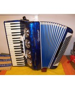 120 Bass Ladies Size CAMARO Accordion - $600.00