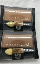 Maybelline Copper Craze 260S Modern Metallics Expert Wear Eye Shadow(2) - $29.69