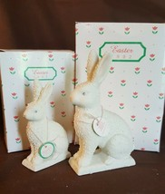 Dept 56 Snowbunnies 1992 Mama Bunny & 1992 Baby Bunny - 2 Piece In Boxes - $19.95