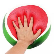 25CM 9.8''Super Jumbo Squishy Half Watermelon Fruit Scented Slow Rising Kids Toy - $22.39