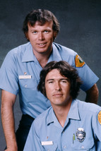 Emergency Color Randolph Mantooth Robert Fuller 18x24 Poster - $23.99