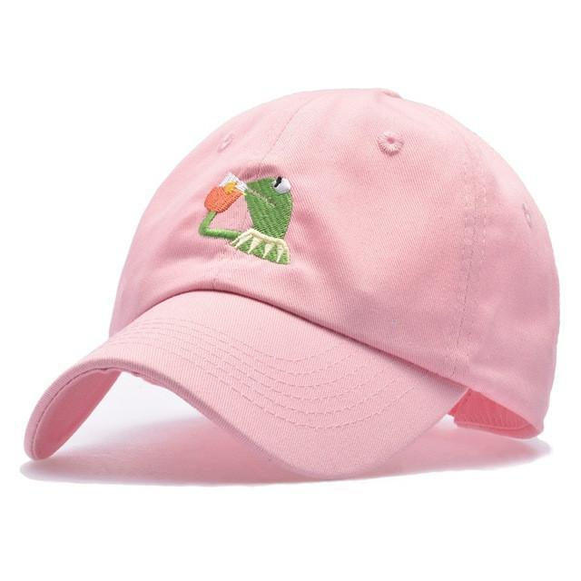 17e0102ea808c Frog Tea Snapback Kermit None Of My business and 50 similar items