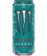 Brand New Monster Energy Ultra Fiesta & Ultra Rosa 16 ounce cans (Ultra ... - $19.79