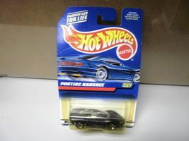 Mattel Hot Wheels 15965 Pontiac Banshee COLLECT#457 Diecast Car New On CARd- L15 - $4.90