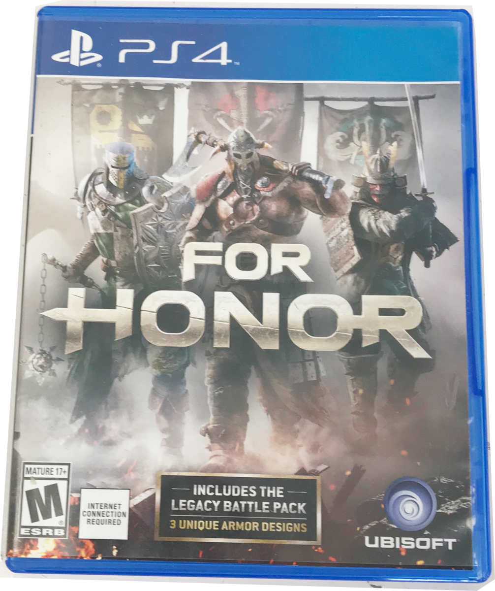 Sony Game For honor