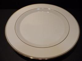 """DANSK Concerto Gold Chop Plate Round Platter 13"""" - $31.68"""