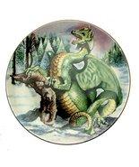 Holland Studio Craft Crown Staffordshire Enchantica Spring Gorgoyle LE P... - $44.59