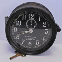 Antique Seth Thomas Ship's Clock With Bakelite Case - $189.99