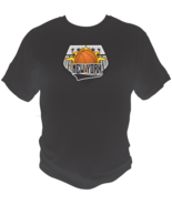 New York Basketball Sports Style Graphic T Shirt Black Red White L XL 2XL - $19.99