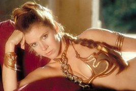 Ultra Hot - Carrie Fisher - Star Wars - Movie Legend - Full-Gloss Photog... - $9.95