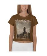Forgotten Winter - Vinda [Women / Brown Crop] - $34.50