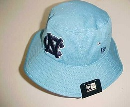 North Carolina Tar Heels Basketball NCAA Adult Unisex Blue Bucket Hat 1 ... - $22.76