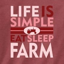 Farm T-shirt S M L XL 2XL Simple Life Unisex Gildan Cotton Blend Nature  - £14.68 GBP