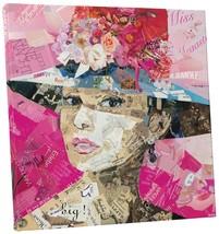 "Pingo World 0713QX2SDKA ""Ines Kouidis Girl Next Door"" Gallery Wrapped Ca... - $89.05"