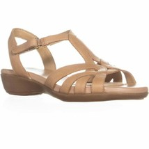naturalizer Nella Ankle Strap Sandals, Gingersnap new nwob leather  - $26.87