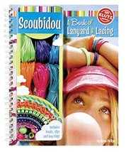 Scoubidou: A Book of Lanyard & Lacing (Klutz) Phillips, Karen - £21.73 GBP