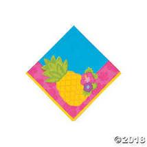 Bright Pineapple Beverage Napkins - $4.86