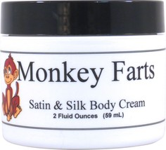 Monkey Farts Satin and Silk Cream - $11.63+