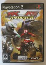MX vs. ATV Untamed (Sony PlayStation 2, 2007) - $5.93
