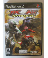 MX vs. ATV Untamed (Sony PlayStation 2, 2007) - $5.93
