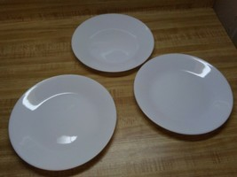 Corelle plates winter frost white - $12.30