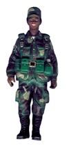 Kurt Adler Patriotic American Man USA Army Christmas Ornament #W9747 - $11.62
