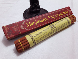Manjushree  Himalayan Ancient Tibetan Prayer Incense - $5.84