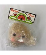 Darice Mitzi Doll Head and Hands Light Tan Hair - $3.95