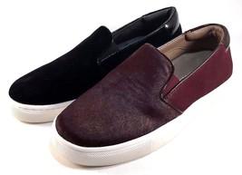 Aerosoles Milestone Wine Round Toe Thick Bottom Fashion Sneakers  - $41.40