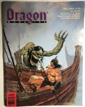 DRAGON Dungeons & Dragons fantasy role-playing magazine  #133 - $9.89