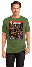Rogue Thor Hawkeye Captain AmericaHulk Scarlet Witch Men Crew Tee Size X... - $19.99+