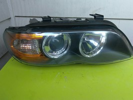BMW X5 PASSENGER RIGHT  SIDE HID XENON HEADLIGHT W/ ADAPTIVE MODULE 04 0... - $430.64