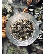 "Organic ""Calculicous"" Calcium For Bone Health Tea Loose Blend - $3.50"